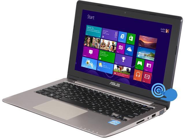 ASUS Laptop VivoBook Q200E-BSI3T08 Intel Core i3 3217U (1.80 GHz) 4 GB Memory 500 GB HDD 11.6