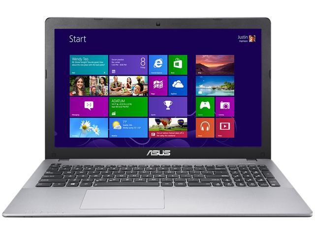"ASUS Laptop X550CA-DB31 Intel Core i3 3217U (1.80 GHz) 4GB DDR3 Memory 500 GB HDD Intel GMA HD Graphics 15.6"" Windows 8 64-bit"