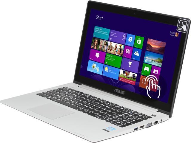 ASUS Laptop VivoBook V500CA-DB71T Intel Core i7 3537U (2.00 GHz) 8 GB Memory 500 GB HDD Intel HD Graphics 4000 15.6