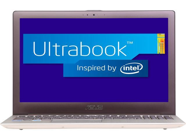 "ASUS Zenbook UX51VZ-XB71 Intel Core i7 8 GB Memory 512 GB SSD 15.6"" Ultrabook Windows 8 Pro 64-Bit"