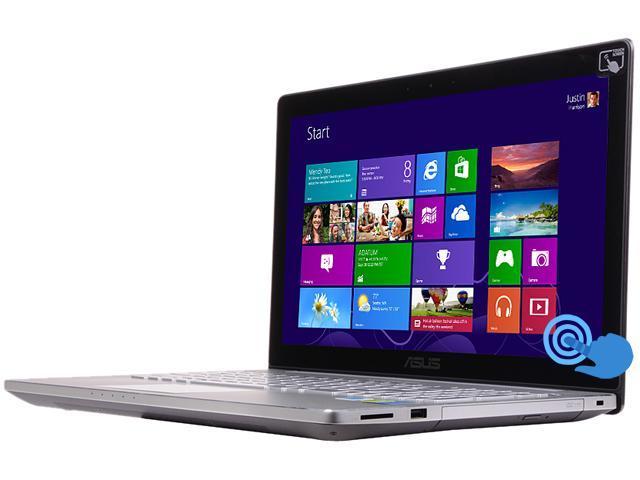 "ASUS N550JV-DB72T Gaming Laptop Intel Core i7-4700HQ 2.4GHz 15.6"" Windows 8 64-Bit"