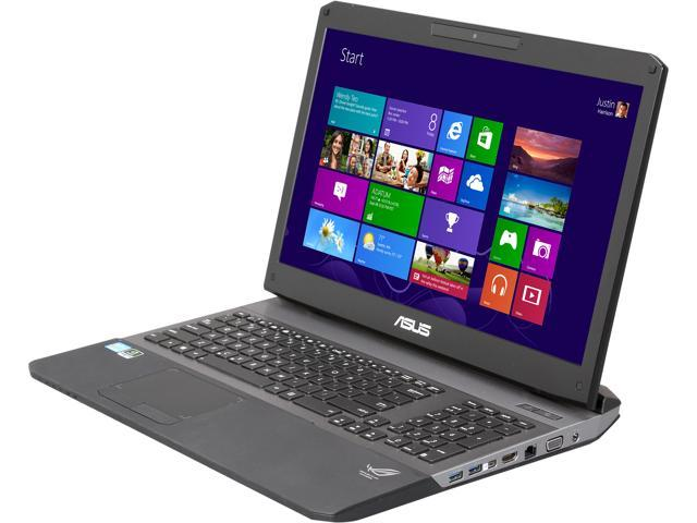 "ASUS Laptop G75VX-BHI7N11 Intel Core i7 3630QM (2.40 GHz) 8 GB Memory 1 TB HDD NVIDIA GeForce GTX 670MX 17.3"" Windows 8 64-Bit"