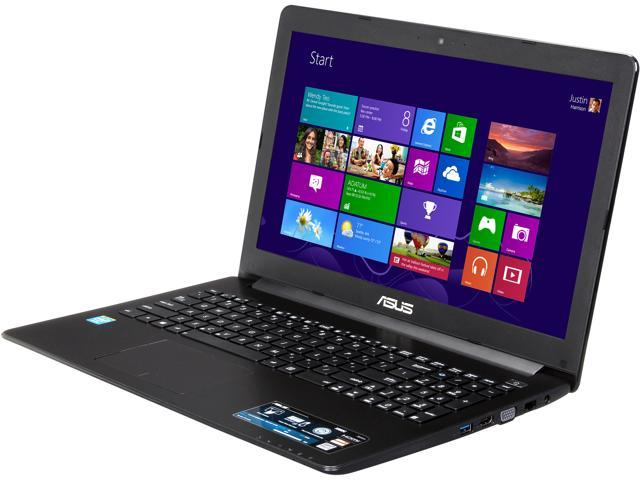 ASUS Laptop X502CA-RB01 Intel Celeron 1007U (1.5 GHz) 4 GB Memory 320 GB HDD Intel HD Graphics 15.6