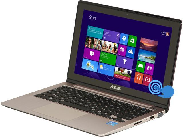 "ASUS Notebook (Grade A) VivoBook X202E-DH31T Intel Core i3 3217U (1.80 GHz) 4 GB Memory 500 GB HDD 11.6"" Touchscreen Windows ..."