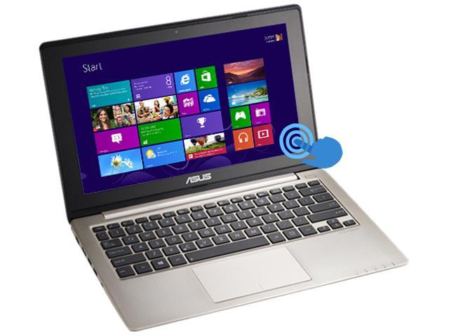 ASUS Laptop VivoBook X202E-DH31T Intel Core i3 3217U (1.80 GHz) 4 GB Memory 500 GB HDD Intel HD Graphics 4000 11.6