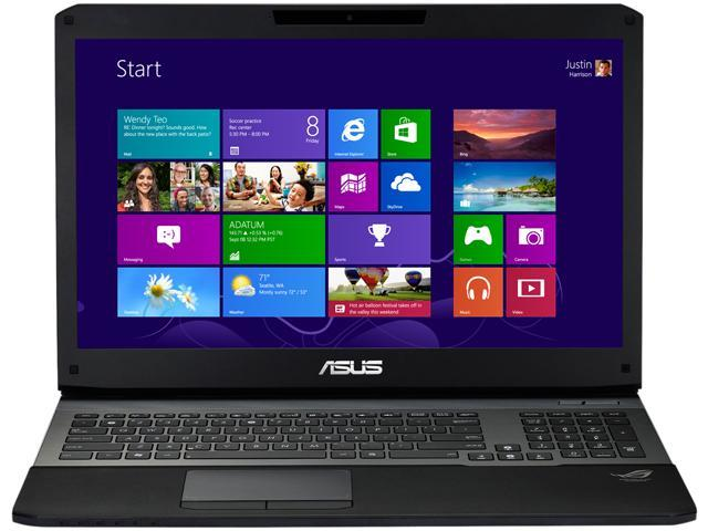 ASUS Notebook (Grade A) G75VW-RH71 Intel Core i7 3630QM (2.40 GHz) 12 GB Memory 750 GB HDD NVIDIA GeForce GTX 670M 17.3