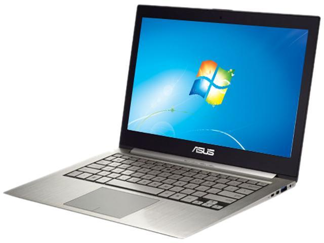 "ASUS Zenbook UX31E-DH72 Intel Core i7 4 GB Memory 256 GB SSD 13.3"" Ultrabook (Grade A) Windows 7 Home Premium"