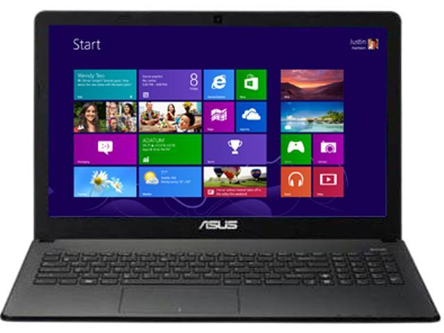 ASUS Notebook (Grade A) R503A-RH01 Intel Celeron B830 (1.8 GHz) 2 GB Memory 320 GB HDD Intel HD Graphics 15.6