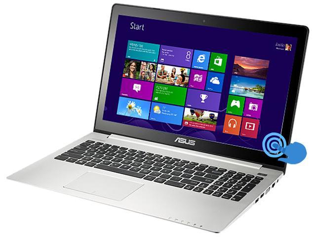 "ASUS Notebook (Grade A) V500CA-BB31T Intel Core i3 2365M (1.40 GHz) 4 GB Memory 500 GB HDD Intel HD Graphics 3000 15.6"" Touchscreen ..."