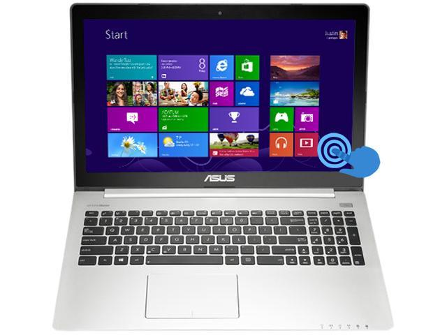 "ASUS VivoBook S500CA-DS51T Intel Core i5 6 GB Memory 500 GB HDD 24 GB SSD 15.6"" Touchscreen Ultrabook (Grade A) Windows 8"