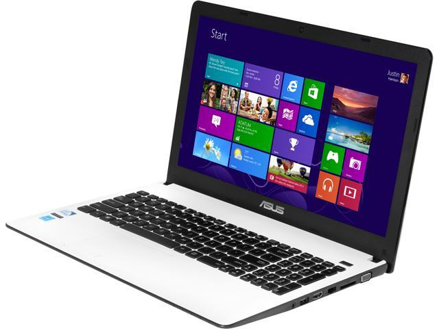 "ASUS Laptop X501A-SPD0503W Intel Pentium 2020M (2.40 GHz) 4 GB Memory 500 GB HDD Intel HD Graphics 15.6"" Windows 8 64-Bit"