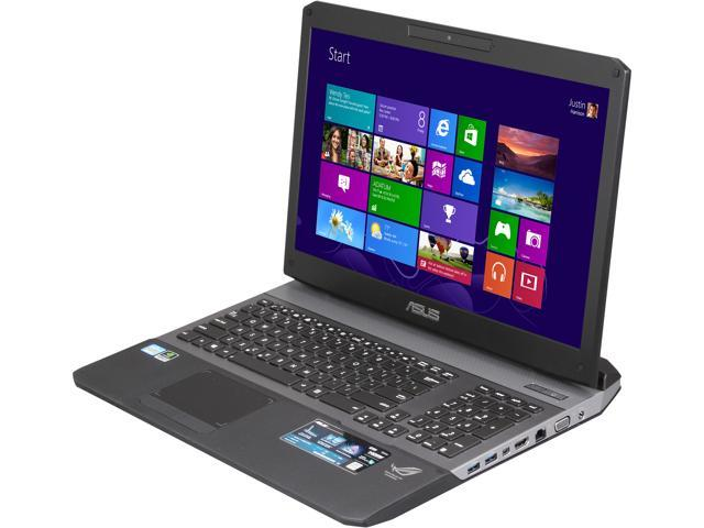 ASUS Laptop G75 Series G75VW-TH71 Intel Core i7 3rd Gen 3630QM (2.40 GHz) 12 GB Memory 500 GB HDD NVIDIA GeForce GTX 660M 17.3