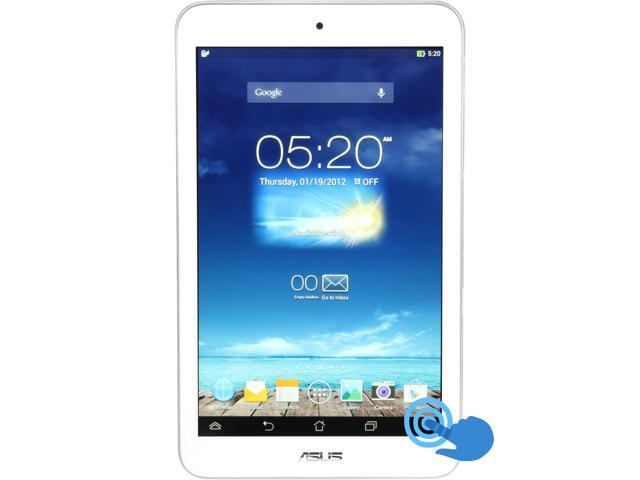 "ASUS MeMO Pad ME180A-A1-WH 16GB Flash 8.0"" Tablet"