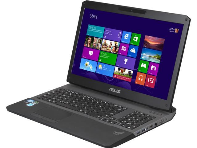 ASUS Certified Refurbished Notebook (B Grade: Scratch and Dent) ASQ550LF-BBI7T07-B Intel Core i7 4th Gen 4500U (1.80 GHz) 8 GB Memory 1 TB HDD NVIDIA GeForce GT 745M 15.6