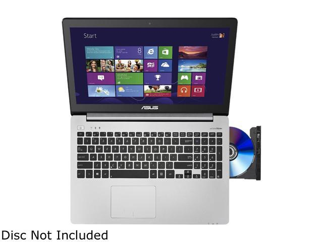 ASUS VivoBook V551LB-DB71T Intel Core i7 4500U (1.80GHz) 8GB Memory 1TB HDD 15.6