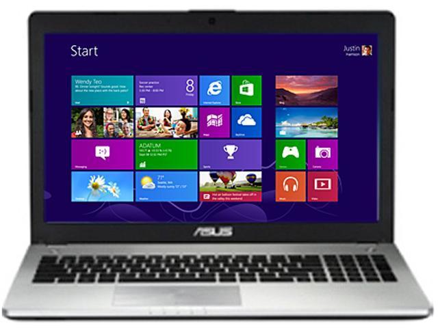 """ASUS 90NB02F2-M00410 15.6"""" Windows 8 64-bit Laptop"""