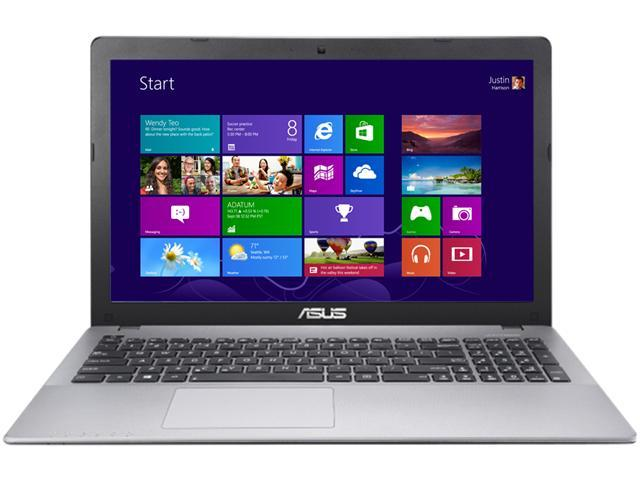 "ASUS 90NB02F2-M00230 15.6"" Windows 8 Pro 64-bit Laptop"