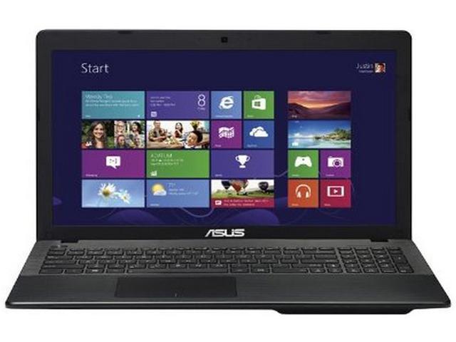 "ASUS Laptop X552EA-DH41 AMD A4-Series A4-5000 (1.50 GHz) 4 GB Memory 500 GB HDD AMD Radeon HD 8330 15.6"" Windows 8 64-bit"