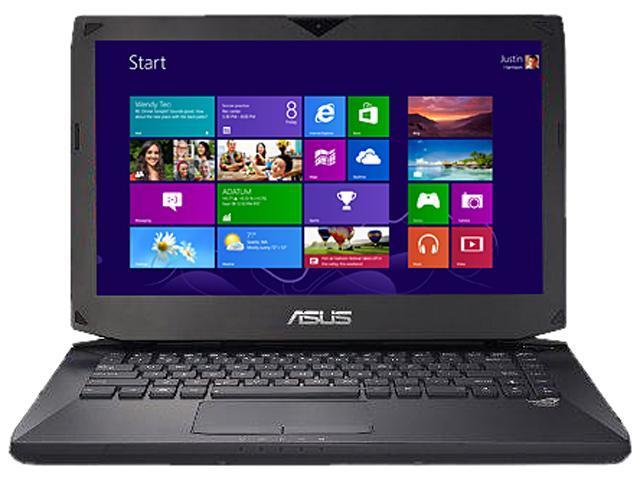 "ASUS Laptop A-G46VW-DS51-CA Intel Core i5 3230M (2.60 GHz) 8 GB Memory 750 GB HDD 8 GB SSD NVIDIA GeForce GTX 660M 14.1"" ..."