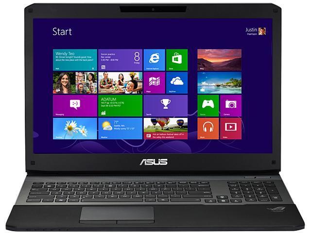 ASUS Laptop A-G75VX-FH71-CB Intel Core i7 3630QM (2.40 GHz) 12 GB Memory 750 GB HDD NVIDIA GeForce GTX 670MX 17.3