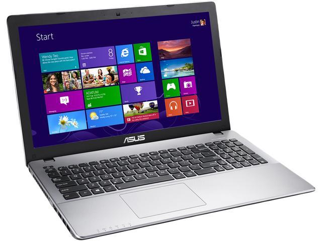 ASUS Laptop X550LA-DH51 Intel Core i5 4200U (1.60 GHz) 8 GB Memory 1 TB HDD Intel HD Graphics 4400 15.6