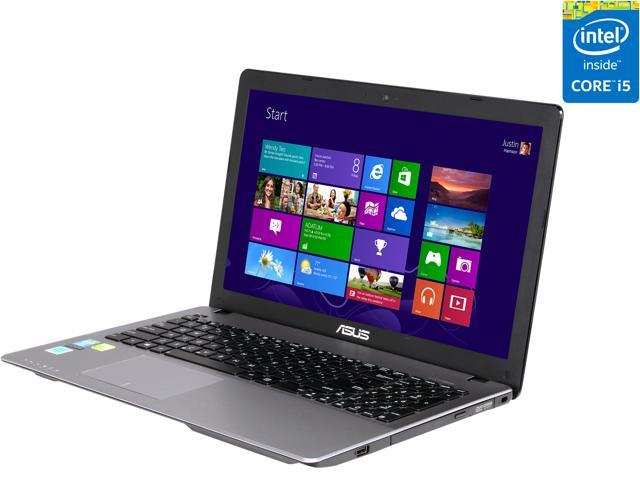 "ASUS Laptop X550LB-NH52 Intel Core i5 4200U (1.60 GHz) 8 GB Memory 750 GB HDD NVIDIA GeForce GT 740M 15.6"" Windows 8 64-bit"