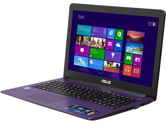 "ASUS Notebooks X502CA-RB01-PR Intel Celeron 1007U (1.5 GHz) 4 GB Memory 320 GB HDD Intel HD Graphics 15.6"" Windows 8 64-bit"