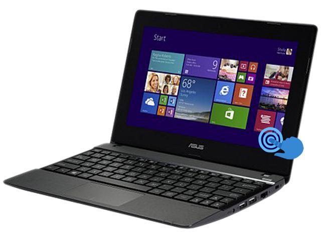 "ASUS Laptop X102BA-BH41T AMD A4-Series A4-1200 (1.00 GHz) 2 GB Memory 320 GB HDD AMD Radeon HD 8180 10.1"" Windows 8 64-bit"