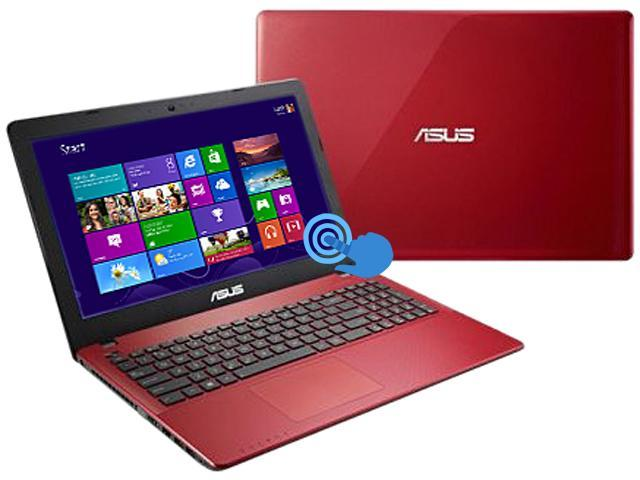 ASUS Laptop K550CA-DH31T-RD Intel Core i3 3217U (1.80 GHz) 4 GB Memory 500 GB HDD Intel HD Graphics 4000 15.6