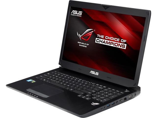 ASUS ROG G750 Series G750JW-NH71 Gaming Laptop Intel Core i7 4700HQ (2.40GHz) 12GB Memory 750GB HDD NVIDIA GeForce GTX 765M 2GB GDDR5 17.3