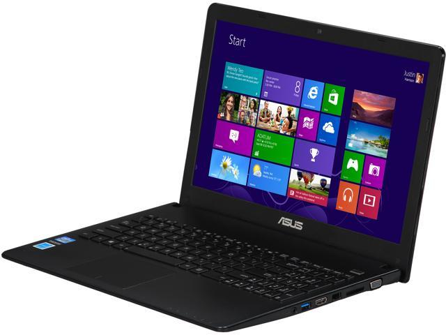 ASUS Laptop X501A-SI30403X Intel Core i3 3120M (2.50 GHz) 4 GB Memory 500 GB HDD Intel HD Graphics 4000 15.6