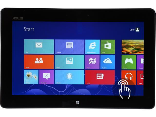 "ASUS VivoTab TF600TL-B1-GR NVIDIA Tegra 3 2 GB Memory 32 GB 10.1"" Touchscreen Certified Refurbished Tablet Windows RT 32-Bit"