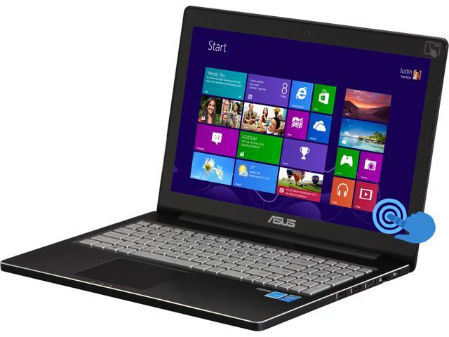 ASUS Laptop Q501LA-BBI5T03 Intel Core i5 4200U (1.60 GHz) 6 GB Memory 750 GB HDD Intel HD Graphics 4400 15.6