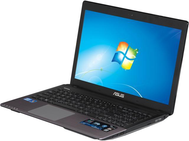 ASUS Laptop K55A-XH51 Intel Core i5 3210M (2.50 GHz) 4 GB Memory 500 GB HDD Intel HD Graphics 4000 15.6