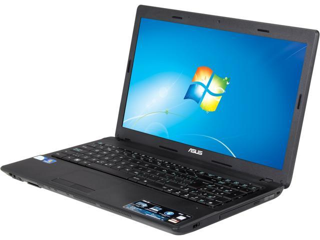 ASUS Laptop X54C-RB91-CB Intel Pentium B970 (2.3 GHz) 6 GB Memory 500 GB HDD Intel HD Graphics 15.6