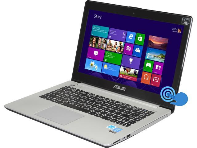 ASUS Laptop VivoBook V451LA-DS51T Intel Core i5 4200U (1.60 GHz) 6 GB Memory 500 GB HDD Intel HD Graphics 4400 14.0