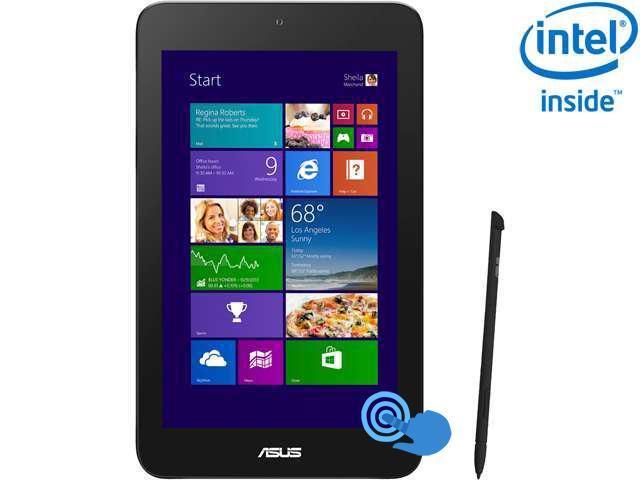 ASUS VivoTab M80TA-B1-BK Intel Atom Z3740 2GB DDR3 Memory 32GB 8.0