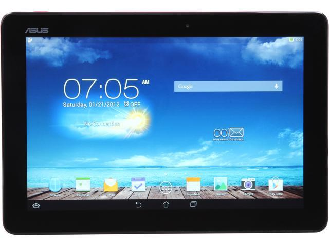 ASUS MeMO Pad ME102A-A1-PK Quad-Core Processor 1GB DDR3 Memory 16GB Flash 10.1