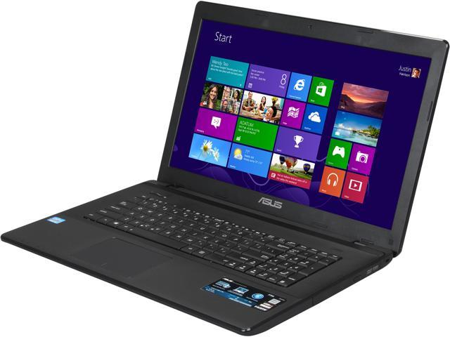 "ASUS Laptop F75A-WH31 Intel Core i3 2350M (2.30 GHz) 6 GB Memory 750 GB HDD 17.3"" Windows 8"