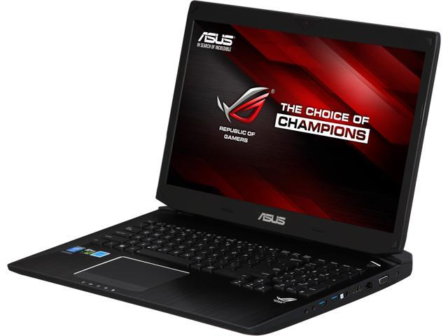 ASUS ROG G750 Series G750JS-DS71 Gaming Laptop Intel Core i7 4700HQ (2.40GHz) 16GB Memory 1TB HDD 256GB SSD NVIDIA GeForce GTX 870M 17.3