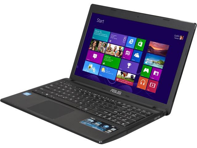 ASUS Laptop X55C-DH31 Intel Core i3 2350M (2.30 GHz) 4 GB Memory 500 GB HDD Intel HD Graphics 3000 15.6