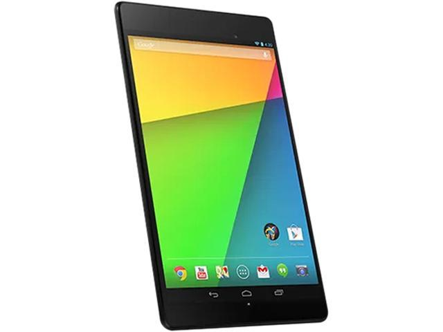 ASUS NEXUS 7-G2 Qualcomm Snapdragon S4 Pro 2 GB Memory 32 GB 7.0
