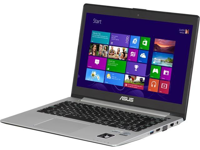 "ASUS VivoBook S400CA-RH51T-CB 14.0"" Windows 8 Laptop"