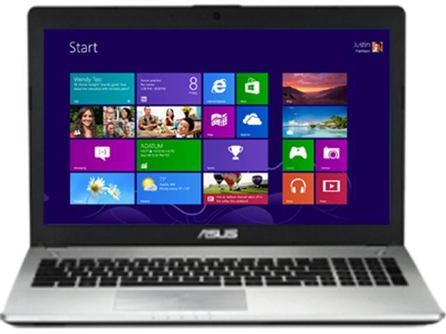 "ASUS Laptop CLD-RRR510CA-OB01-AK Intel Celeron 1007U (1.5 GHz) 4 GB Memory 500 GB HDD Intel HD Graphics 15.6"" Windows 8 64-Bit"