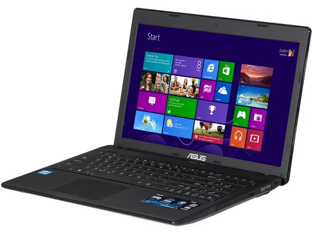 ASUS Laptop R503C-RS31 Intel Core i3 2nd Gen 2370M (2.40 GHz) 6 GB Memory 500 GB HDD Intel HD Graphics 3000 15.6