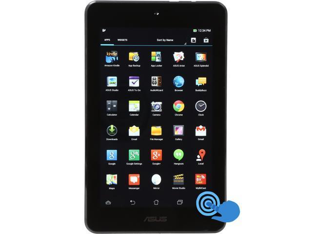"ASUS MeMO Pad HD7 (ME173X-A1-BL) 16 GB 7.0"" Tablet"
