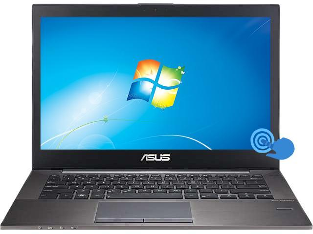 "ASUS ASUB400AXH52AK Intel Core i5 4 GB Memory 256 GB SSD 14"" Ultrabook Windows 7 Professional 64-Bit"
