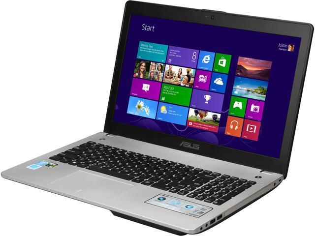 "ASUS N56JR-EH71 Gaming Laptop Intel Core i7-4700HQ 2.4GHz 15.6"" Windows 8 64-bit"