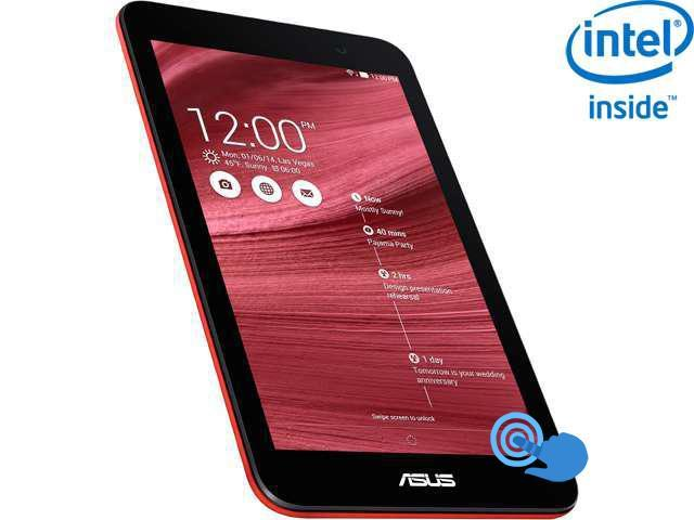"ASUS MeMO Pad ME176CX-A1-RD 16GB eMMC 7.0"" Tablet"
