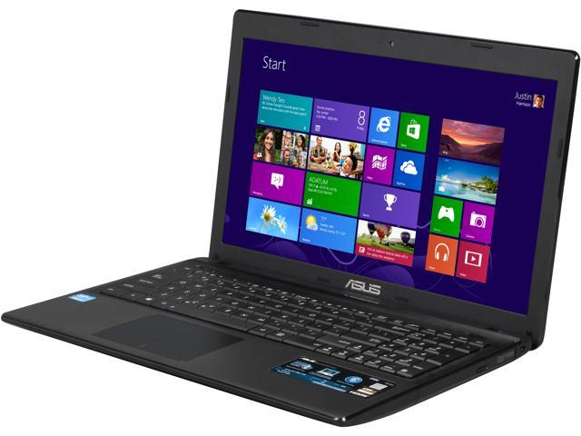 ASUS Laptop X55C-WH31 Intel Core i3 2328M (2.20 GHz) 6 GB Memory 320 GB HDD Intel HD Graphics 3000 15.6